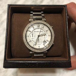 Women's Mini Parker Stainless Steel Watch 33mm